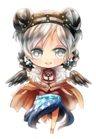 Operation Requiem - Giveaway chibi by Evil-usagi