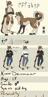 DEINMAAR REFERENCE SHEET 2016 by N-o-x-y