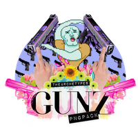 Gunz | PNGPACK by Thearchetypes