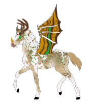 N3098 Padro Foal Design for SammieAsMagPie by casinuba