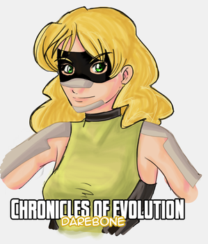 Chronicles of Evolution: Darebone by ssjgirl