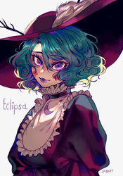 Eclipsa Butterfly by ChiyoPurr