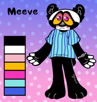 Meeve ref by Angry-Baby