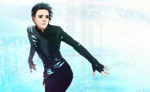 Yuri on Ice by Acayth
