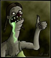 L4D2: Spitter by wibblethefish
