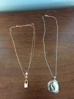 Necklaces by 6SeaCat9