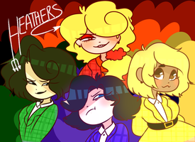 Heathers by gurotastic-p
