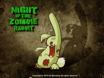Night of the zombie rabbit 2 by webmartin99