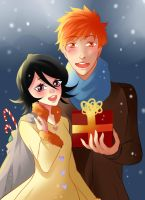 Christmas by RavenMomoka