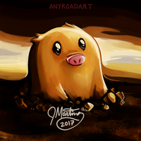 Diglett - PokeRap by anyroad