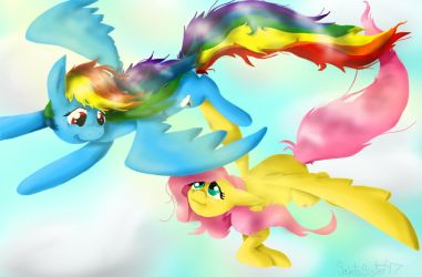 Fly With Me by SaintsSister47