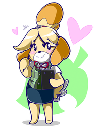 Isabelle by NeonCelestia20