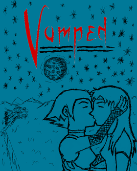 Vamped... redrawn and finished by xMxAxGx