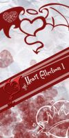 Heart Collection 1 by Itosame