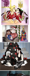 TDRR - Christmas Eve by sallychan