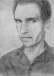 Ralph Fiennes by invidus