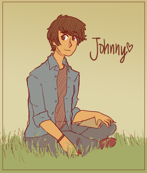 Johnny by iHeartNargles