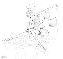 Pearl by Ranoutofideas