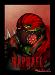 TMNTA- Raph Badge by R-Blackout