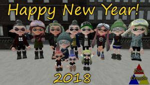 Happy New Year! by reedj2003