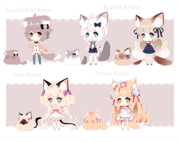 Kitten BBPP Batch Auction [Closed] by Maruuki