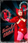 The Scarlet Witch Ready for Attack by Acid-PopTart