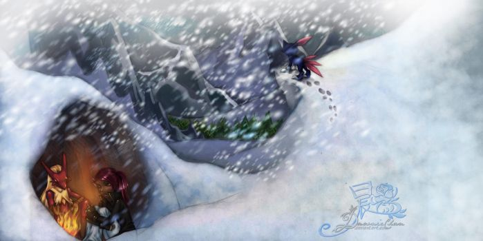 UBF: Challenging the Blizzard by dawnshue