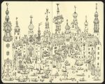 It's all about the spires by MattiasA