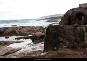 Eagle Rock - Landscape Reference8 by faestock