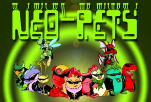 Neopets by marcony