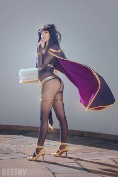 Tharja - Fire Emblem by beethy