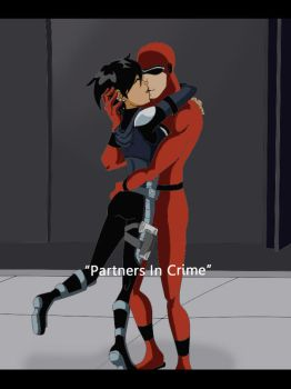 Partners In Crime W/ Title by DANI-INKS
