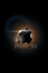 iPhone 3G Boot Logo by EmryX