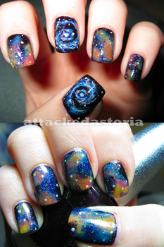 intergalactic nails take two by xtheungodx