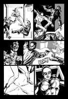 The Ace! Vavavavoom! anthology, Issue 1, Page 6 by JamesRitcheyIII