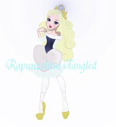 Sky Hulda legacy day : LATE EAH COMMISION by RapunzelitsaTangled