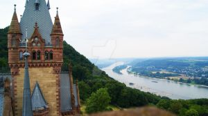 View over the Rhine by Griesli