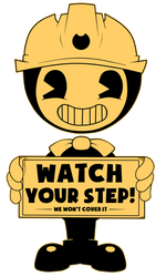 Watch Your Step! - Contest Entry by Gamerboy123456