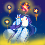 Summoning Falling Stars by Pomeli-chan