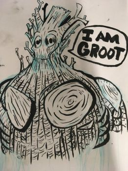 Groot by Groot-i-am