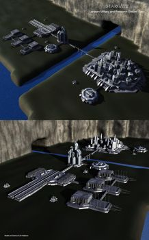 Ground Base - Stargate Done by Mallacore