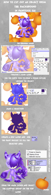 Useful tips: how to remove background in SAI by Static-ghost