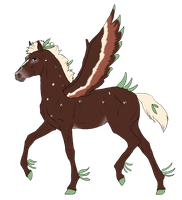 N3004 Padro Foal Design for mylastaccount by casinuba