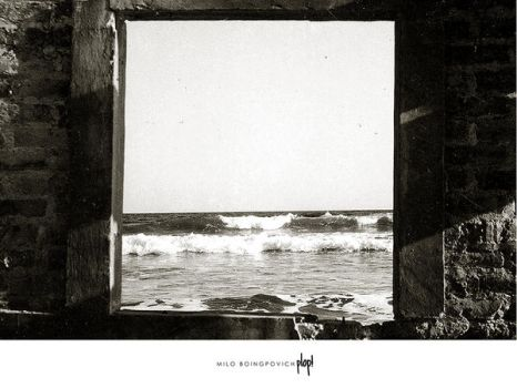 window to the sea by boing-boing