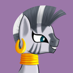Zecora needs more love, so I went beyond and above by Ilonis