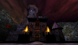 Unreal - Nali Castle by GamesHarder
