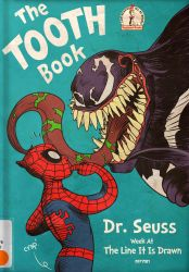 dr. seuss the tooth book x spider-man and venom by m7781