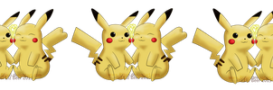 Pika Love by Rizuii