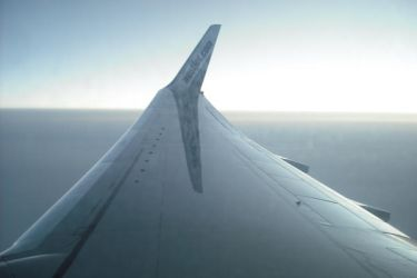 Planes View Horizon by KyloMutt