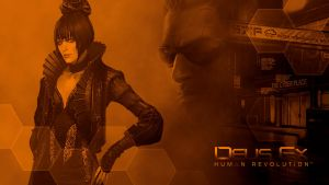 Deus Ex 3 Wallpaper by id8